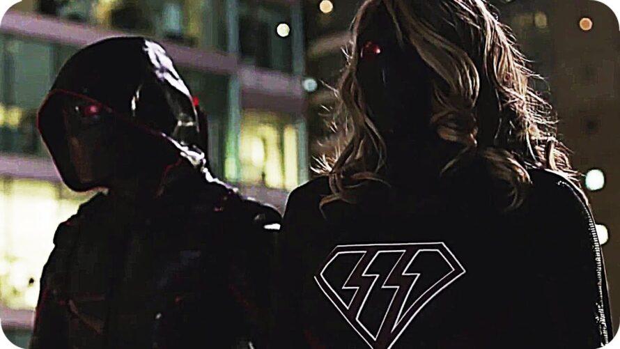 supergirl flash 2017