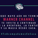 Warner Channel: programación destacada del 16 al 29 de mayo