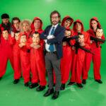 Luis Miguel y La casa de papel en La parodia a domicilio