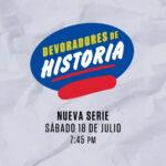 History estrena Devoradores de Historia