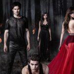 Estreno de The Vampire Diaries en Warner Channel