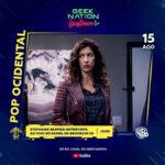 Warner Channel y Brooklyn Nine-Nine participarán en Geek Nation Livestream