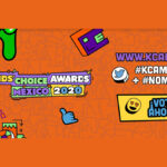 kids choice awards mexico 2020