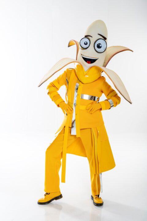 banana quien es la mascara
