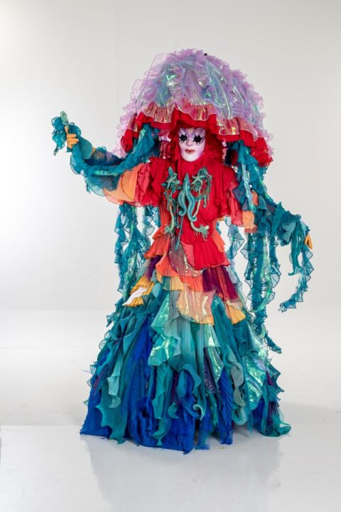 medusa quien es la mascara