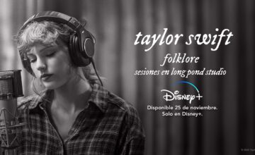 taylor swift sesiones long pond disney plus