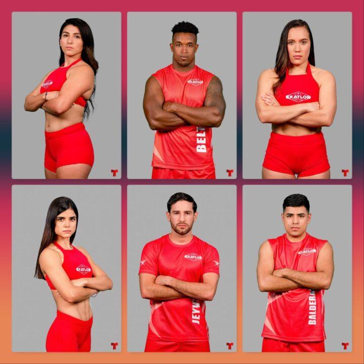 rojos nuevos participantes foto
