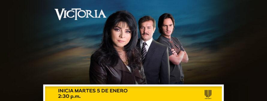 telenovela victoria 2021