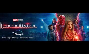 wandavision nuevos posters promocionales