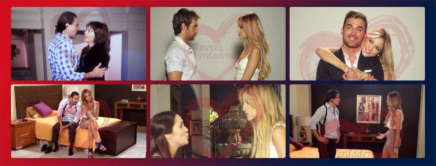 casting amores verdaderos