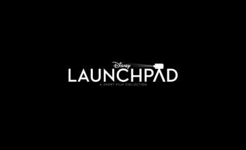 logo launchpad corto disney