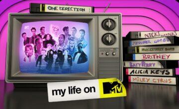 mi vida en mtv