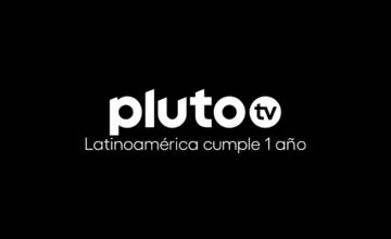 pluto tv primer aniversario