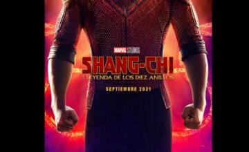 shang chi y la leyenda de los diez anillos
