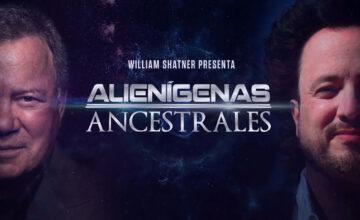 william shatner presenta alienigenas ancestrales