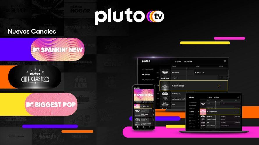 pluto tv junio programacion