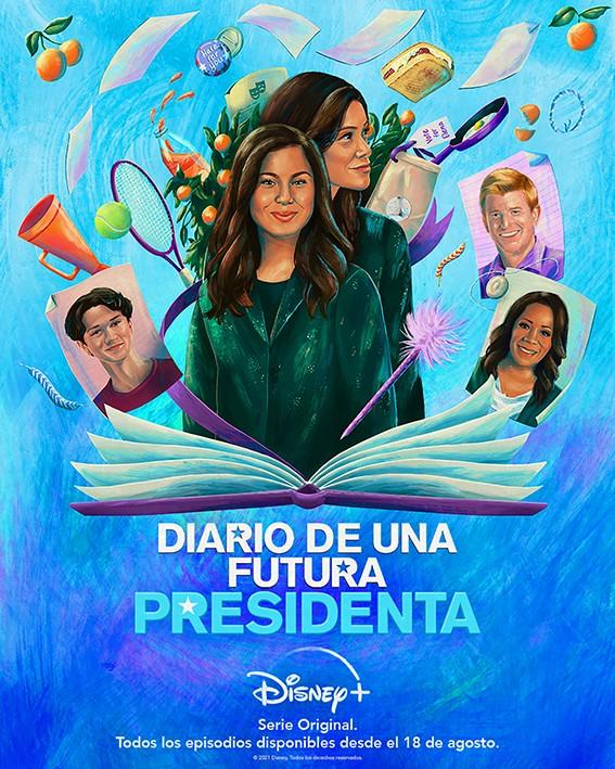 diario de una futura presidenta t2 poster